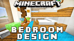Minecraft Modern Bedroom Minecraft Tutorial How To Make A Bedroom With Bunk Beds Modern