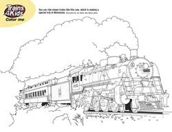 Print train coloring pages for free and color our train coloring! Coloring Pages Trains4kids Magazine