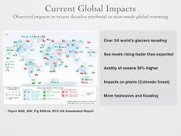 demystifying global warming and its implications essaysconcerning figure 11 current global impacts