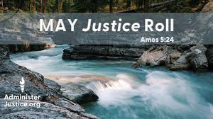 May Justice Roll - AJ