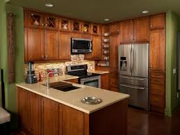 Kitchen Layout For Small Kitchens Countertops For Small Kitchens Pictures Ideas From Hgtv Hgtv