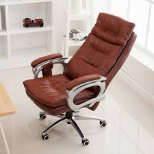 rocking office chair.  Rocking Reclining Office Chair Rocking Computer Thickened Cushion 145Degree  Lying Adjustable Bureaustoel Ergonomisch Sedie Ufficio With T