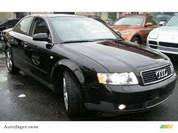 audi a4 2004 black. brilliant black platinum audi a4 30 sedan 2004 i