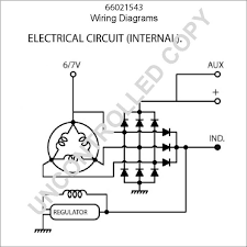 two wire alternator wiring diagram & one wire alternators 3 wire alternator hook up at Two Wire Alternator Wiring Diagram