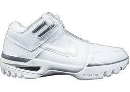 lebron white. lebron 1 air zoom generation low white metallic silver lebron
