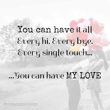 short quotes about love for him
