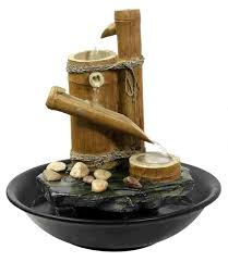 diy desk fountain
