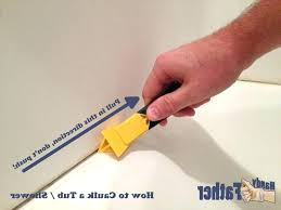 how to remove caulk from shower a removing tool replacing in fiberglass stall remov best caulk for shower