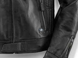 bmw blackleather motorcycle jacket men black