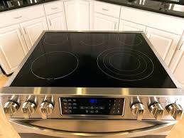 oven with slide under door wall ovens with slide in door electric oven range product photos