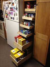 living endearing pull out pantry shelves cabinet system home depot shelving kitchen storage build pantry pull