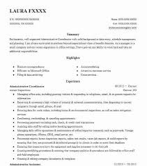Best Administrative Coordinator Resume Example | Livecareer