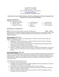 Management Resume Cover Letter Retail Examples Restaurant Manager