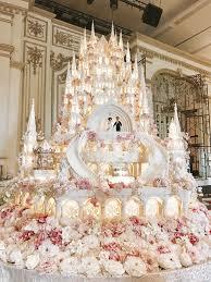 Cake Desserts Fairy Castle Wedding Cake Designs Pictures