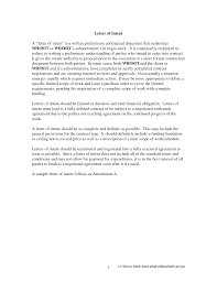 Best Photos Of Resume With Letter Of Intent Job Application Letter