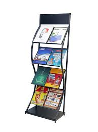 Catalogue Display Stand Cool Magazine Display Rack At Rs 32 Piece पत्रिका रखने