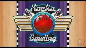 rocka bowling 3d free games iphone ipad gameplay video
