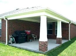 how much does it cost to build a covered patio cost to build covered patio cost