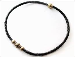 mens braided leather necklace elegant mens braided leather necklace black brown leather jewelry