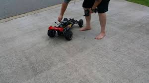 Comparing The Ngk Against The E3 Spark Plug Using An Hpi Baja