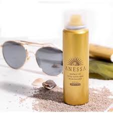 Perfect Anessa Shiseido Spray Uv Booster Sunscreen japan Spf Aqua 50 Pa