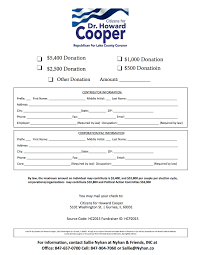 political fundraiser invite fundraiser invitation dr howard cooper for coroner