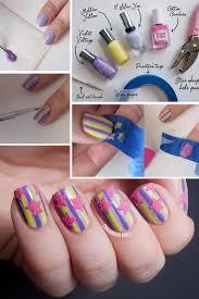33 cool nail art ideas fun and easy diy nail designs step by step