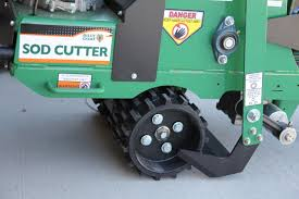 Diy Sod How To Use A Sod Cutter