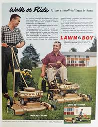 Lawn Mowing Ads Lawn Mower Ad Magdalene Project Org