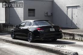 honda accord 2008 custom. Fine Custom 3 2008 Accord Honda Dropped 1 Velgen Wheels Vmb8 Black Gunmetal  Hellaflush Inside Custom B