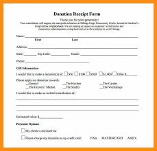 donation receipt forms 12 non profit donation receipt abstract sample