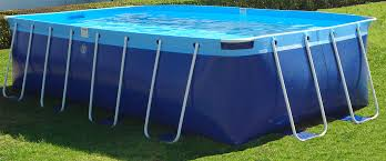 what is a soft sided above ground pool