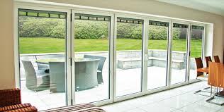 aluminium bi fold doors gallery