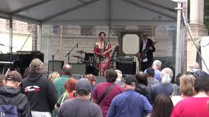 Ivy Ford- Chicago Blues Festival 2019 - YouTube