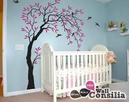 baby room murals nursery tree wall decals baby nursery murals uk baby room wall decals nz