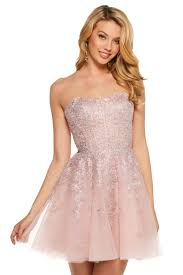 Light Pink Short Tight Dress Short Cocktail Dresses Short Fitted Evening Party Gowns