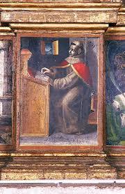 Trofi M. sec. XVI, Dipinto di San Bonaventura da Bagnoregio - 2986049
