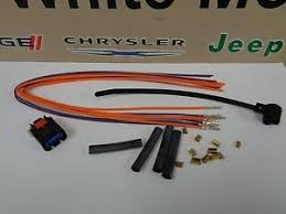 dodge chrysler jeep short runner valve solenoid wiring harness Wire Harness Connector Kit image is loading dodge chrysler jeep short runner valve solenoid wiring wire harness connector repair kit