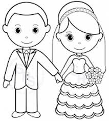 Small Picture Wedding Coloring Pages glumme