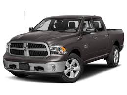 PRE-OWNED 2018 RAM 1500 LONE STAR SILVER RWD CREW CAB PICKUP