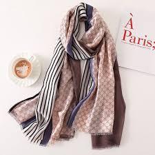 <b>New 2019 Bandan</b> Scarf Women Fashion Silk Scarf Luxury Women ...