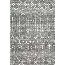 modern gray area rugs dark rug all for dining room cherine