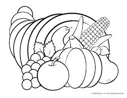 Thanksgiving Coloring Pages Printables Free I3536 School