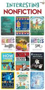 interesting nonfiction books for kids great science and history children s books