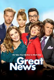 Great News Temporada 1 audio español