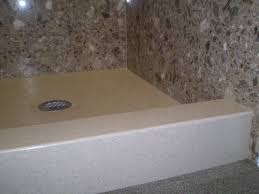 piedrafina engineered marble in shower