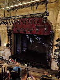 Samuel J Friedman Theatre Section Mezzanine R Row D