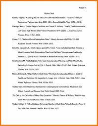 Mla Format Resume Cover Letter Sample Cv Sources Page And Corner