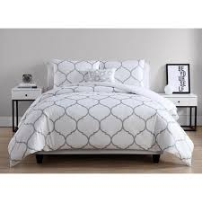 feelyou pinch pleated bedding set
