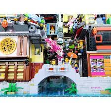 Somewhere in the Ninjago City Suburbs #lego #afol #afols #afolclub  #minifigures #minifigs #legominifigures #lego… | Lego minifigures, Toys  photography, Mini figures
